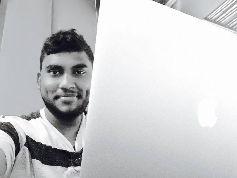 Sanmugathasan Prasanthan (IT Signature - CEO) in Java Lounge