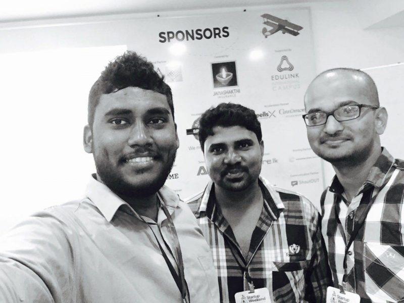 few clicks in Startup Weekend - Silicon Beach #swnegombo Sanmugathasan Prasanthan IT Signature
