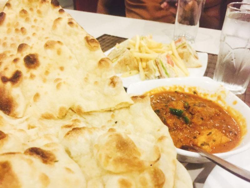 Dinner in Beruwala Kandoori - Sanmugathasan Prasanthan Life Style - IT Signature