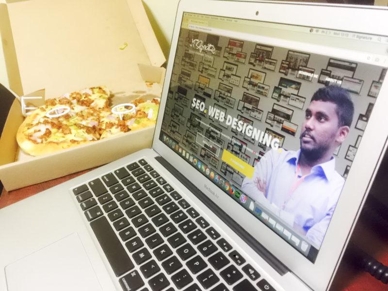 Celebrating the First Year Wedding Anniversary - Niranjala and Sanmugathasan Prasanthan - Web Developing Sri Lanka